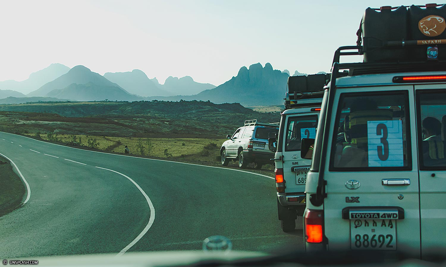 Overland Expeditions And Vanlife